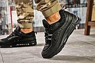 Кроссовки мужские 12671, Nike Aimax Supreme, черные ( 42 43 46  ), фото 4