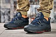 Кроссовки мужские 12672, Nike Aimax Supreme, темно-синие ( 41 42 43 45 46  ), фото 2