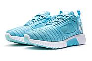 Кроссовки женские 12902, Adidas Climacool, голубые ( 38  ), фото 7