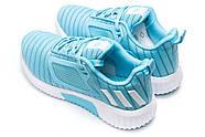 Кроссовки женские 12902, Adidas Climacool, голубые ( 38  ), фото 8