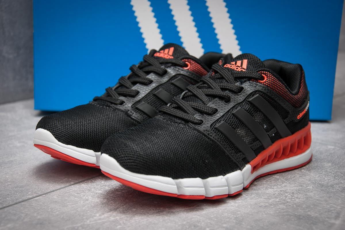 Кроссовки женские 13092, Adidas Climacool, черные ( 36 37  )