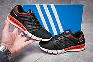 Кроссовки женские 13092, Adidas Climacool, черные ( 36 37  ), фото 2