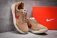 Кроссовки мужские 13154, Nike Apparel, коричневые ( 41 42 44  ), фото 3