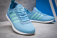 Кроссовки женские 13417, Adidas Lite, фиолетовые ( 37 38 39 40  ), фото 5