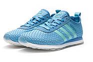 Кроссовки женские 13417, Adidas Lite, фиолетовые ( 37 38 39 40  ), фото 7