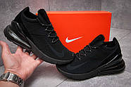 Кроссовки мужские 13421, Nike Air Max 270, черные ( 41  ), фото 2