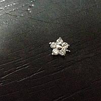 Подвески , пирсинг для ногтей IЕA-07 Silver