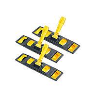 Держатель для мопа универсальный желтый 40 см PRO Service Standart