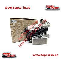 Радиатор масляный +корпус Renault Master III 2.3DCi 10-  ОРИГИНАЛ 8201005241
