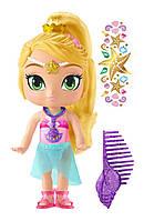 Кукла Лия из мультфильма Шиммер и Шайн Fisher-Price Nickelodeon Shimmer & Shine, Genie Beach Leah Doll, фото 1