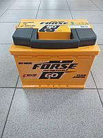 Аккумулятор автомобильный FORSE 60Ah, L, EN 600, ISTA(Форсе Иста) Работаем с НДС