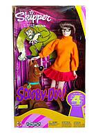Коллекционная кукла Барби Скиппер Велма Скуби-Ду Barbie Skipper Velma Scooby-Doo 2002 Mattel, фото 1