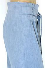 Жіночі широкі брюки кюлоти, фото 3