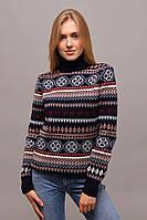 Молодежный свитер для девушек