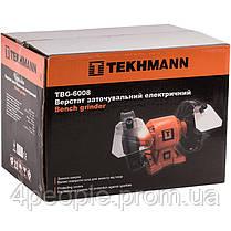 Станок точильный Tekhmann TBG-6008, фото 2