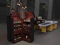 Дизайн торгового оборудования, выставочных стендов, торговых инсталяций, выставочных экспозиций., фото 1