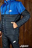 Мужской очень теплый лыжный костюм на овинке 46 48 50 52 54р.(4 расцв), фото 5