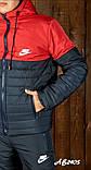 Мужской очень теплый лыжный костюм на овинке 46 48 50 52 54р.(4 расцв), фото 8