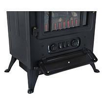 Электрокамин Сountry 1850W с регулировкой эффекта огня, фото 2