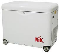 Трехфазный дизельный генератор NiK DG 6000 (6 кВт)