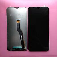 Samsung A105F/DS Galaxy A10,Оригинал,Дисплейный модуль,для мобильного телефона,черный