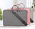 Сумка для Macbook Air/Pro 13,3'' - розовый, фото 6