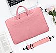 Сумка для Macbook Air/Pro 13,3'' - розовый, фото 2