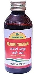 Масло Брами Тайлам, Brahmi Tailam, 200 мл