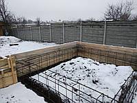 Последнее осеннее. Особенности зимнего бетонирования.