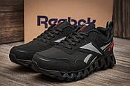 Кроссовки мужские 11191, Reebok Zigwild TRZ, черные ( 42  ), фото 3