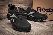 Кроссовки мужские 11191, Reebok Zigwild TRZ, черные ( 42  ), фото 7