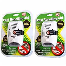 Отпугиватель насекомых Riddex Quad Pest Repelling Aid (зеленый)