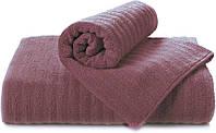 Полотенце махровое Volna лиловое