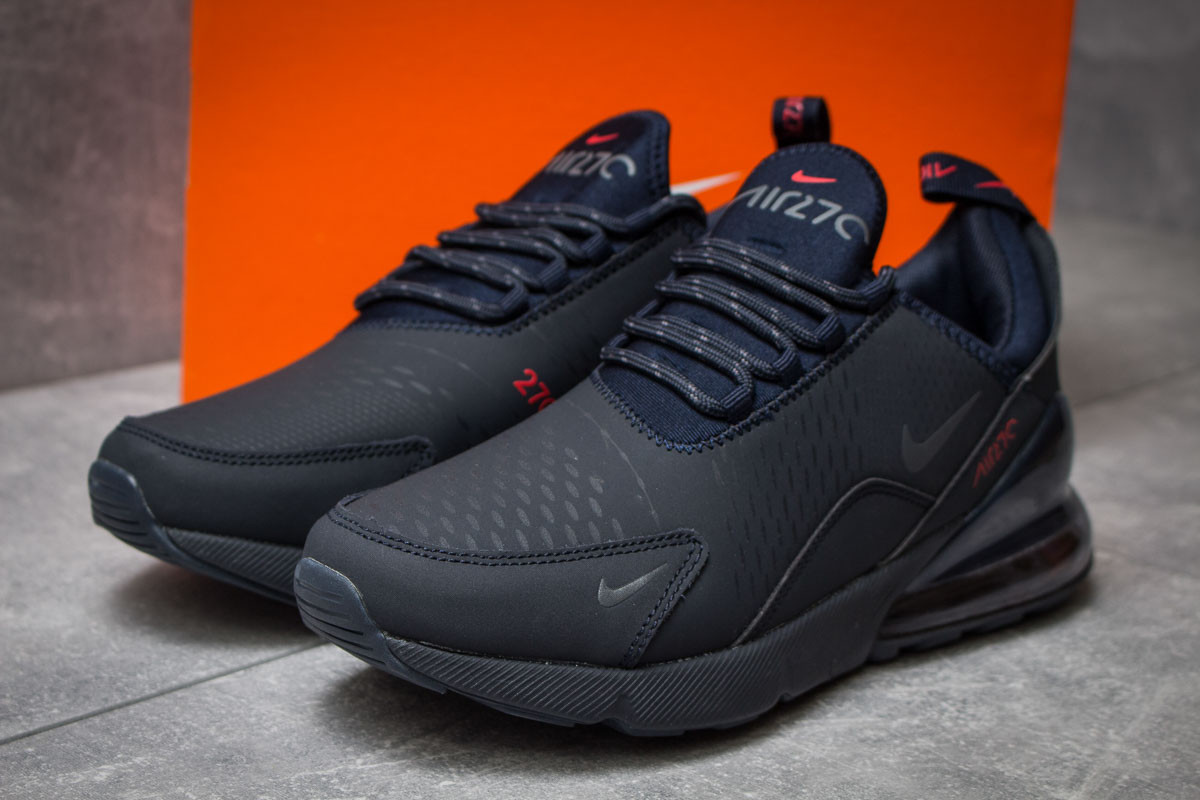 Кроссовки мужские Nike Air 270, темно-синие (14041) размеры в наличии ► [  41 43  ]