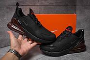 Кроссовки мужские 14042, Nike Air 270, черные ( 44  ), фото 2