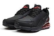 Кроссовки мужские 14042, Nike Air 270, черные ( 44  ), фото 7