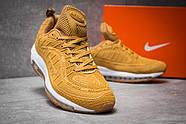 Кроссовки мужские 14051, Nike Air Max, песочные ( 41 42 44 45  ), фото 5