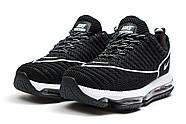 Кроссовки мужские 14056, Nike Air Max, черные ( 41 43 44 45 46  ), фото 7