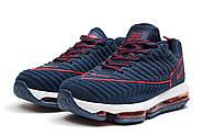 Кроссовки мужские 14057, Nike Air Max, синие ( 41 43  ), фото 7