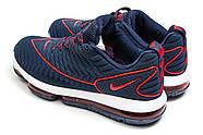 Кроссовки мужские 14057, Nike Air Max, синие ( 41 43  ), фото 8