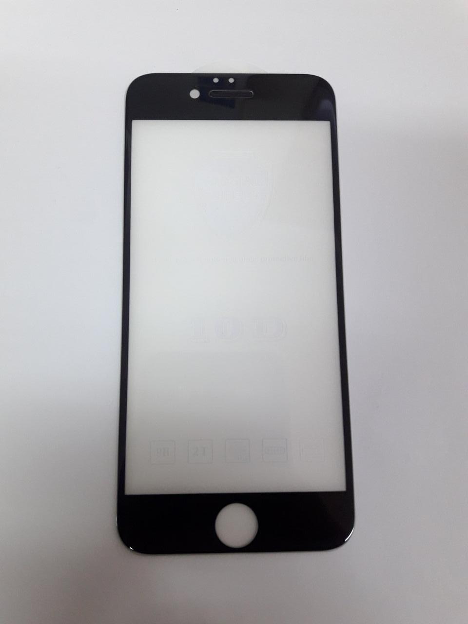 Защитное стекло для iPhone 7 10D Dust Proof Full Glue защитная сетка