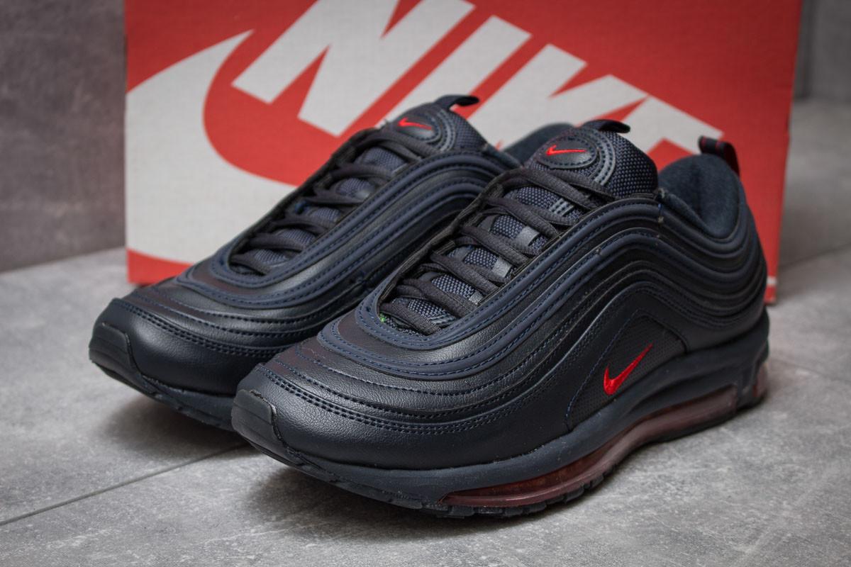 Кроссовки мужские Nike Air Max 98, темно-синие (14173) размеры в наличии ► [  42 46  ]