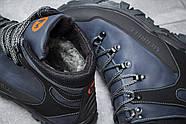 Зимние мужские ботинки 30341, Merrell Shiver, темно-синие ( 41  ), фото 6