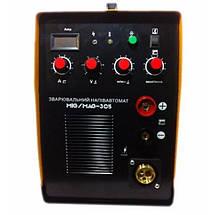 Сварочный полуавтомат инверторный Kaiser MIG-305 2в1, фото 3