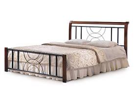 Кровать Кэлли 140 х 200 каштан  (Domini TM), фото 3