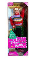 Коллекционная кукла Барби Tree Trimming 1998 Mattel 22967, фото 1