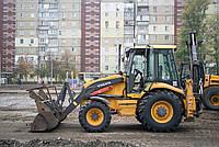 Аренда экскаватора-погрузчика Volvo BL71