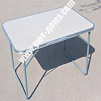 Стіл для пікніка без стільців (складаний стіл - валіза), фото 1
