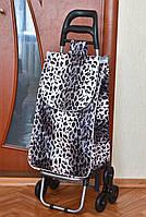 Господарська сумка - візок на 6-ти коліщатках, фото 1