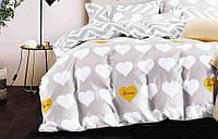 Комплект постельного белья Наша Швейка Бязь Amore Полуторный 150 х 215 см